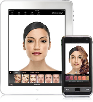 Mary Kay® Virtual Makeover App